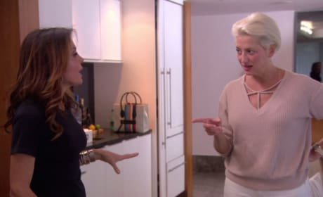 Dorinda Takes a Risk - The Real Housewives of New York City