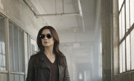 Coulson and May At Odds - Agents of S.H.I.E.L.D.