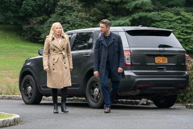 Great Detective Partners - Law & Order: SVU Season 20 Episode 5