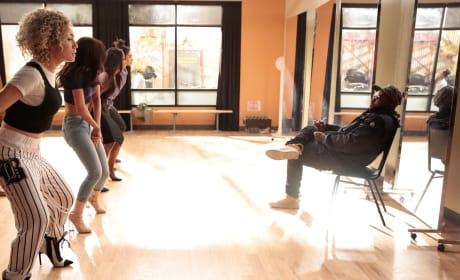 Rehearsing for Big Boi - Star Season 1 Episode 12