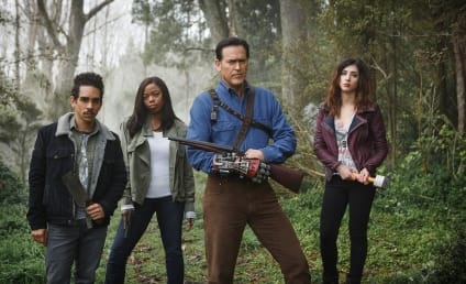 Ash vs Evil Dead Season 1 Episode 7 Review: Fire in the Hole