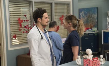 Grey's Anatomy Season 15 Episode 12 Review: Girlfriend in a Coma