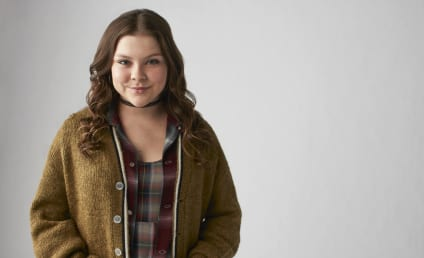 This Is Us: Hannah Zeile Talks Being Teenage Kate Pearson