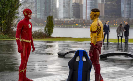 The Flash Season 6 Episode 14 Review: Death of the Speed Force