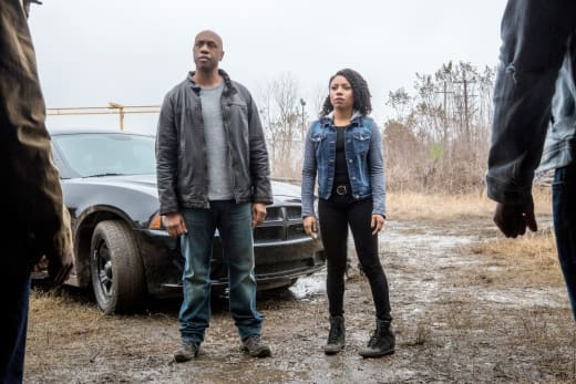 Getaway Driver - NCIS: New Orleans