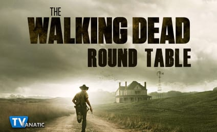 The Walking Dead Round Table: Staying Strong