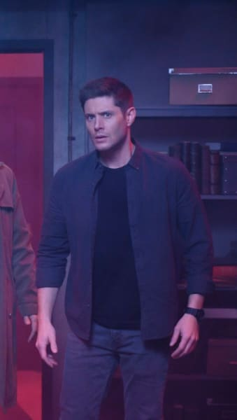 Dean's Plan - Supernatural Season 14 Episode 19