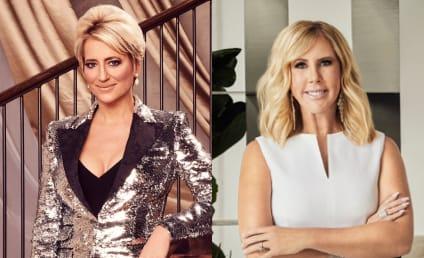 Dorinda Medley & Vicki Gunvalson: Returning to The Real Housewives!