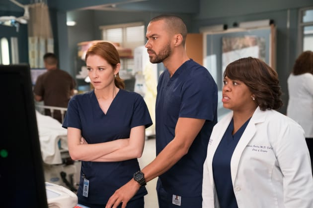 Think Tank - Grey's Anatomy Season 14 Episode 10