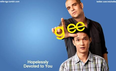 "Glee Cast - ""Hopelessly Devoted to You"""