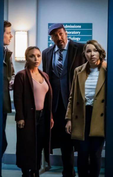 West Allens Track Cicada - The Flash Season 5 Episode 17