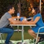 Jane and Fabian - Jane the Virgin Season 3 Episode 16