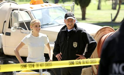 NCIS Earns Award as Most Watched Program in the Universe