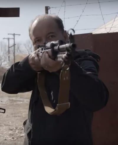 Daniel Salazar Returns