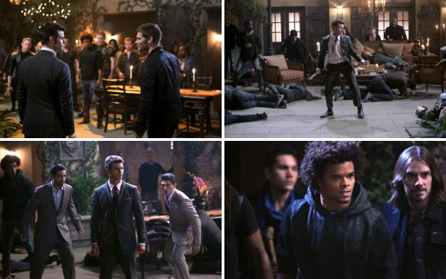 Elijah and klaus vs the world
