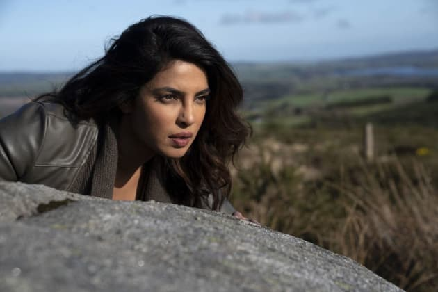 Making It Out Alive - Quantico