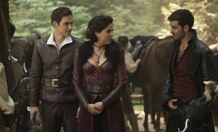 Once Upon a Time: Returning to Storybrooke for Series Finale?!