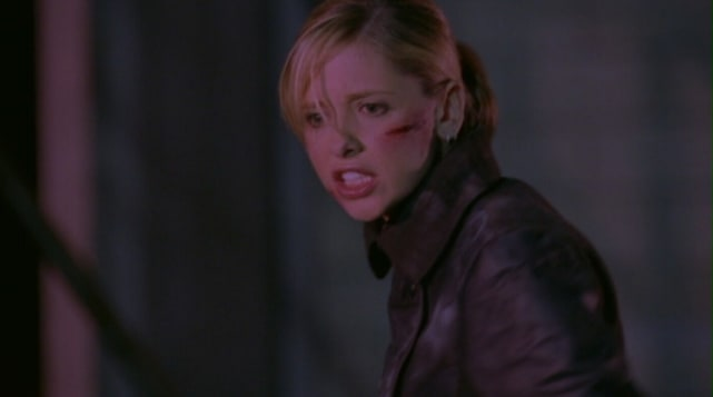 Sarah Michelle Gellar - Buffy