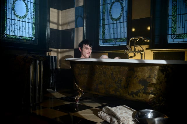 Bathtime gotham season 2 episode 15