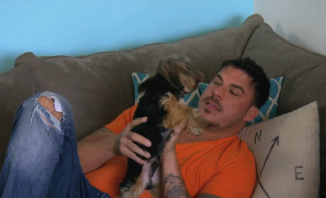 Jax and a Puppy - Vanderpump Rules