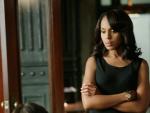 Olivia Looks Worried - Scandal Season 4 Episode 22