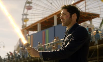Lucifer Season 2 Episode 18 Review: The Good, the Bad and the Crispy