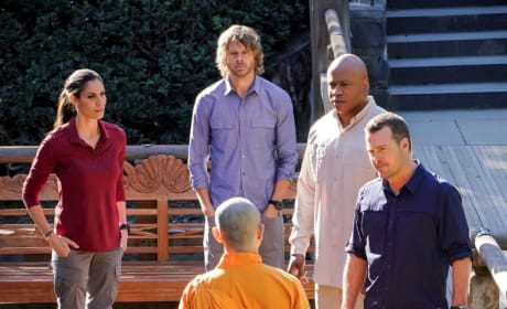 Searching for Hetty - NCIS: Los Angeles Season 9 Episode 14