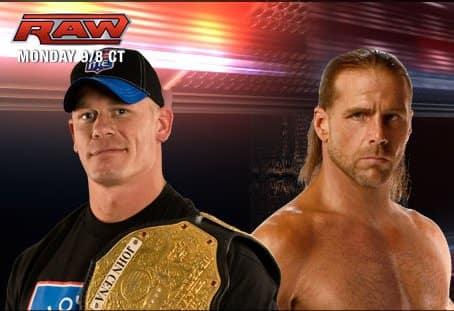 WWE Raw Pic