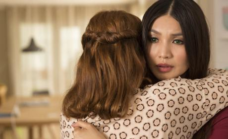 Anita and Laura Bond - Humans Season 2 Episode 6