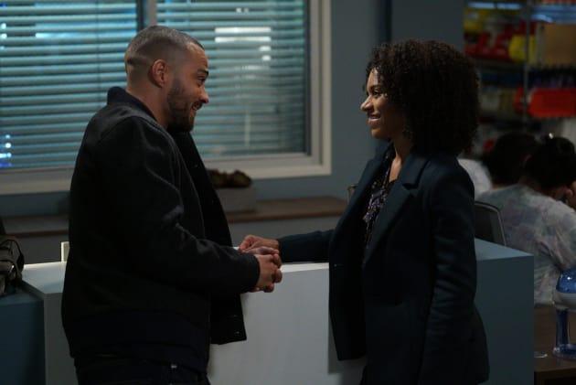 (Not So) Friendly Shake - Grey's Anatomy Season 14 Episode 9