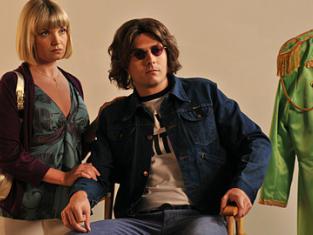 Noah as John Lennon