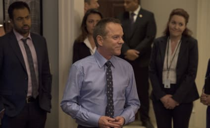 Designated Survivor SAVED by Netflix! Season 3 on the Way!