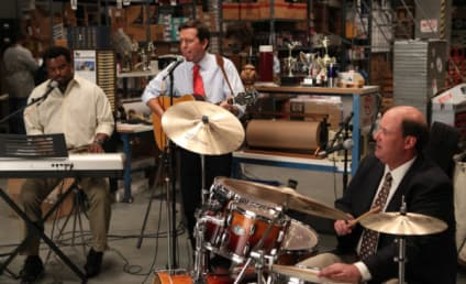 The Office Review: Olyphant-Riffic!