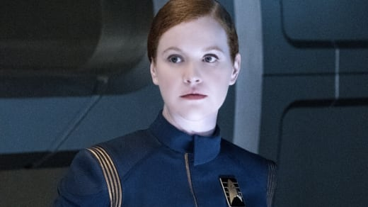 Cadet Tilly - Star Trek: Discovery Season 1 Episode 3