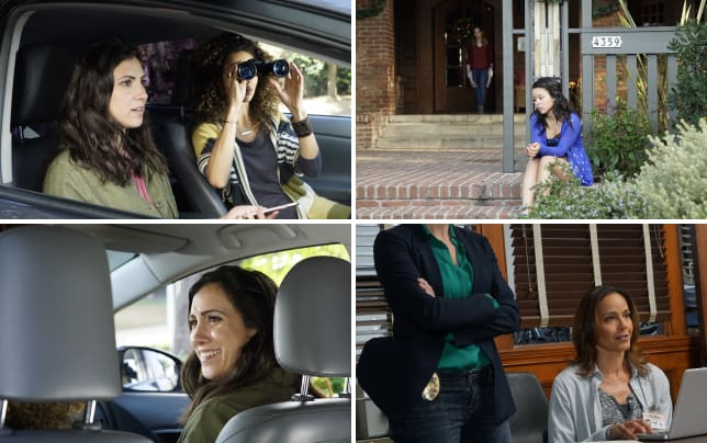 Stakeout the fosters s4e19