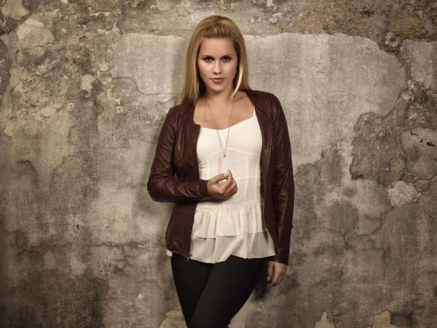 Claire Holt Promo Photo