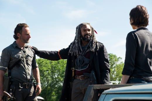 Heroes Unite - The Walking Dead Season 8 Episode 1