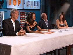 Tom Chef Judges