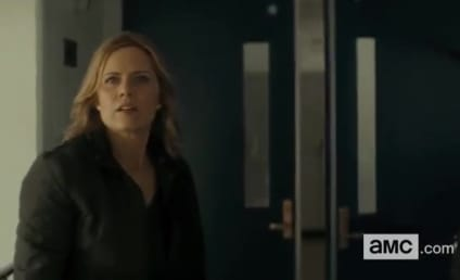 Fear the Walking Dead Sneak Peek: Dashing Through the Halls