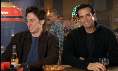 J.D. and David Copperfield