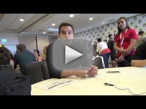 The last ship comic con interview part 1