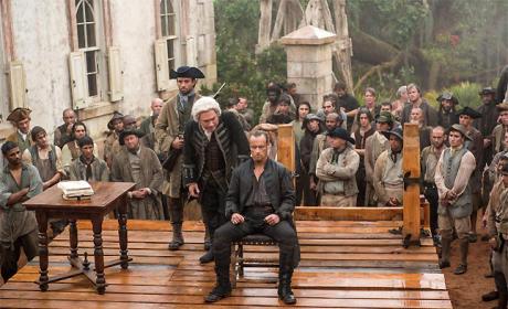 Captain Flint's Trial - Black Sails