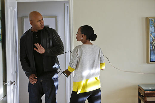 Aunjanue Ellis on NCIS: Los Angeles