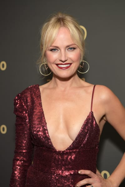 Malin Akerman attends the Amazon Prime Video's Golden Globe Awards After Party