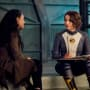 Nora and Iris Bond - The Flash Season 5 Episode 5