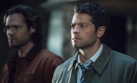 Castiel has purpose - Supernatural Season 12 Episode 23