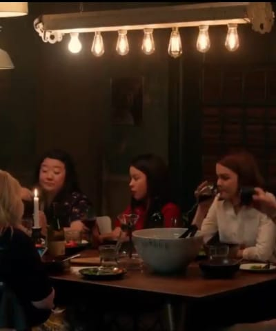 Family Dinner - Good Trouble Season 1 Episode 1
