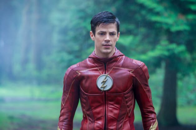 Barry Allen Conscious - The Flash Season 4 Episode 23
