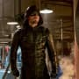 Look Who Is Back In Green - Arrow Season 6 Episode 7