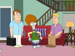 Pretending To Be Michael - American Dad